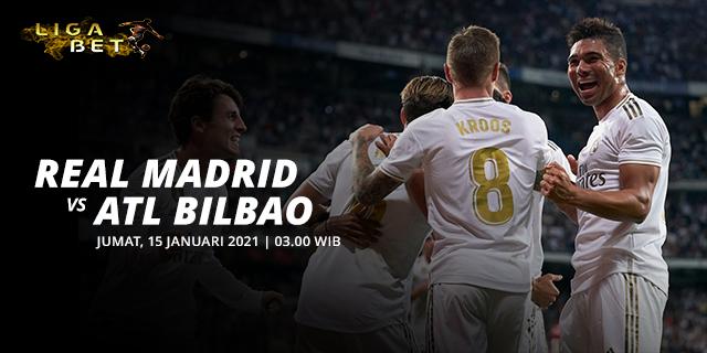 PREDIKSI PARLAY REAL MADRID VS ATHLETIC BILBAO