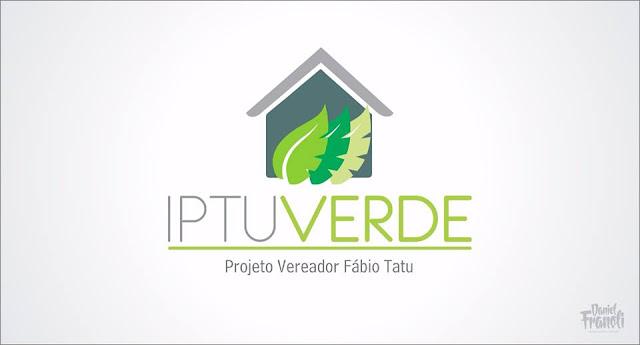 "Vereador Fabio Tatu apresenta projeto de Lei ""IPTU VERDE""  na Câmara de Registro-SP"