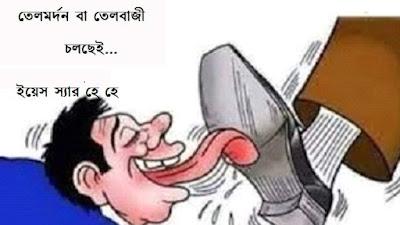 তেলবাজ - শুভ্র মেহেদী বাংলা ব্লগার