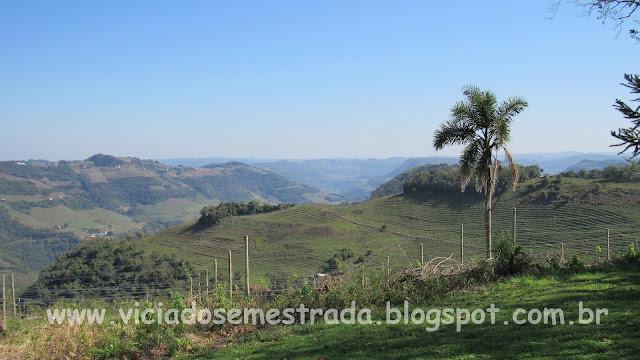 Paisagem rural, Vinícola Estrelas do Brasil, Bento Gonçalves, Serra Gaúcha