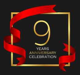 9 Years Anniversary Celebration