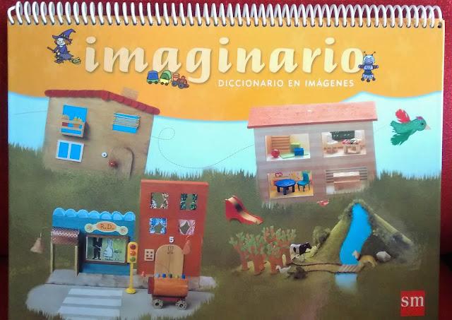 Libros para niños Imaginario: Diccionario en Imágenes