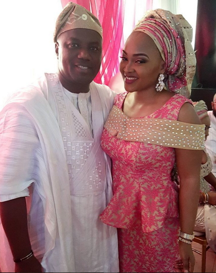 Image result for naijagists mercy aigbe wedding