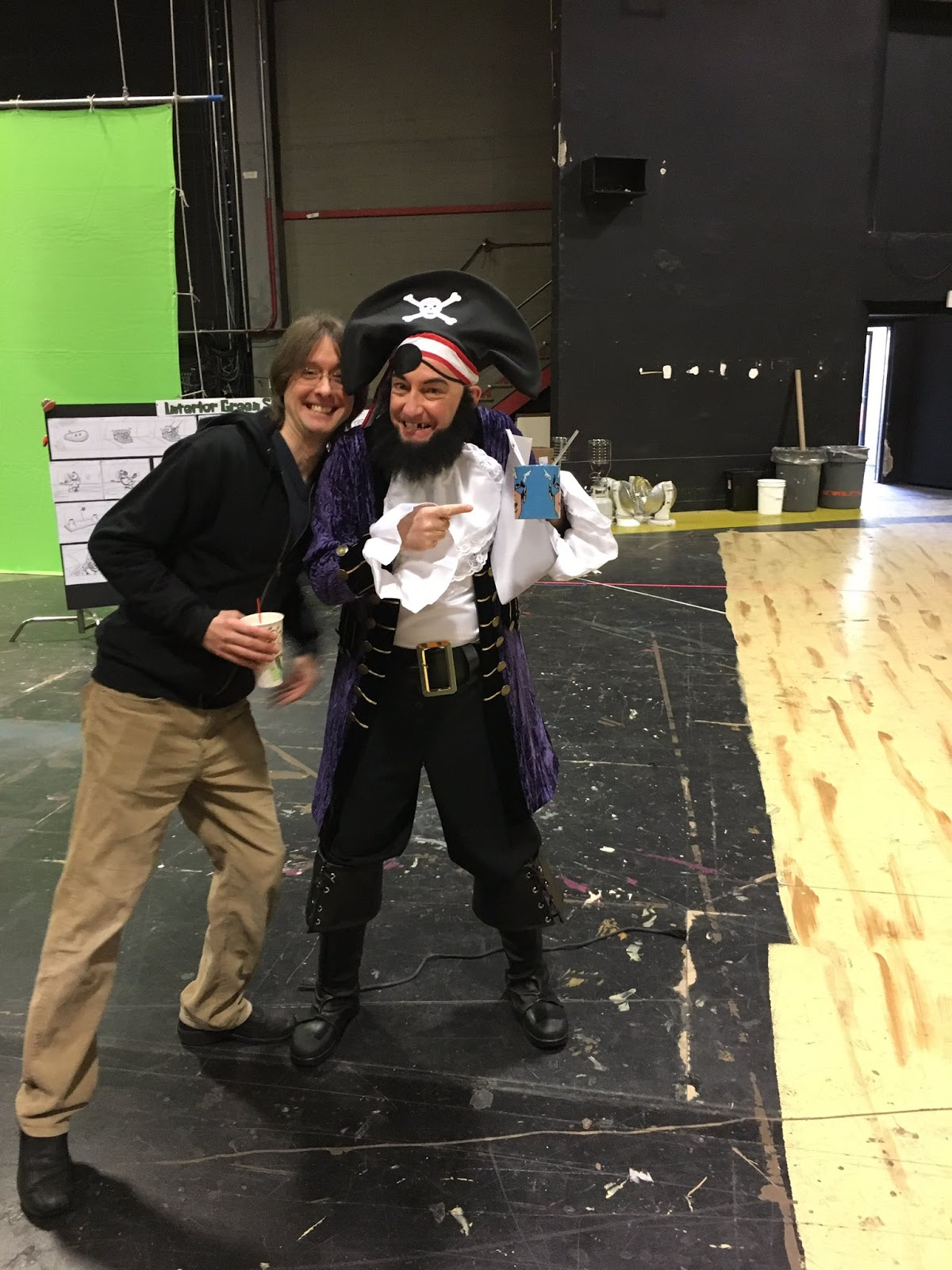 nickalive patchy the pirate and potty the parrot to feature in