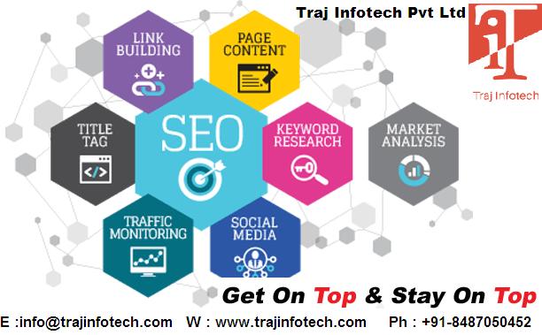 SEO - Traj Infotech Pvt Ltd
