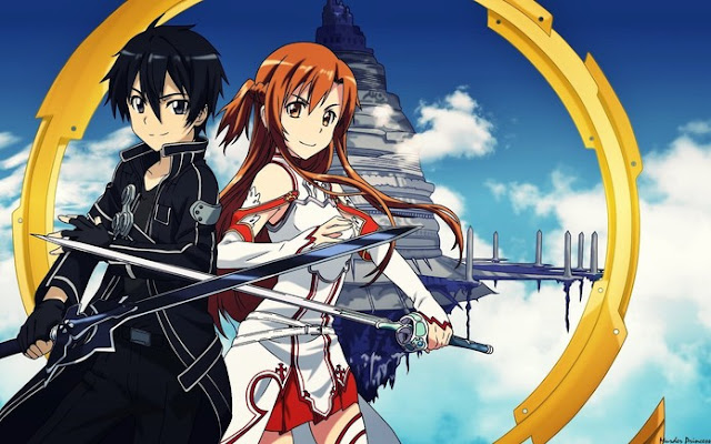 Sword Art Online #3 - Fairy Dance