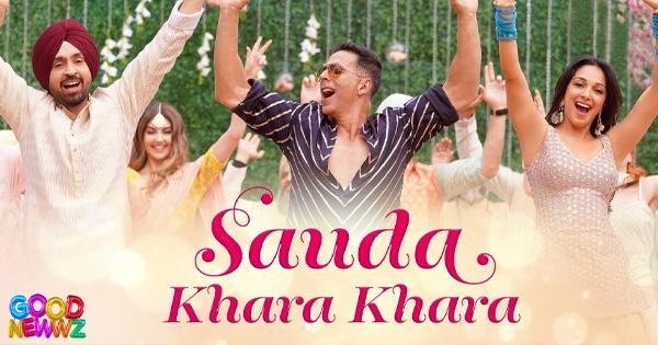 sauda khara khara good newwz full kiara akshay diljit sukhbir