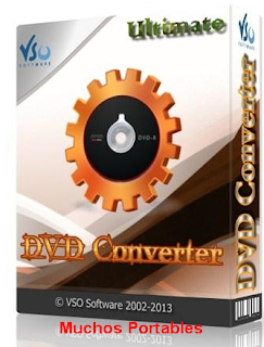VSO DVD Converter Ultimate Portable