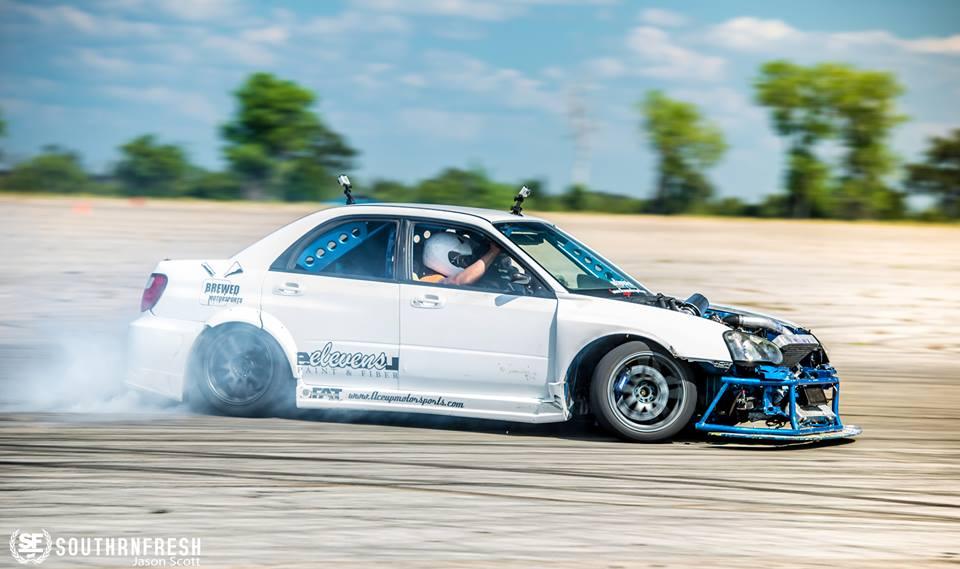Brewed Motorsports Rwd Subaru Drift Build Aka Driftaru 9