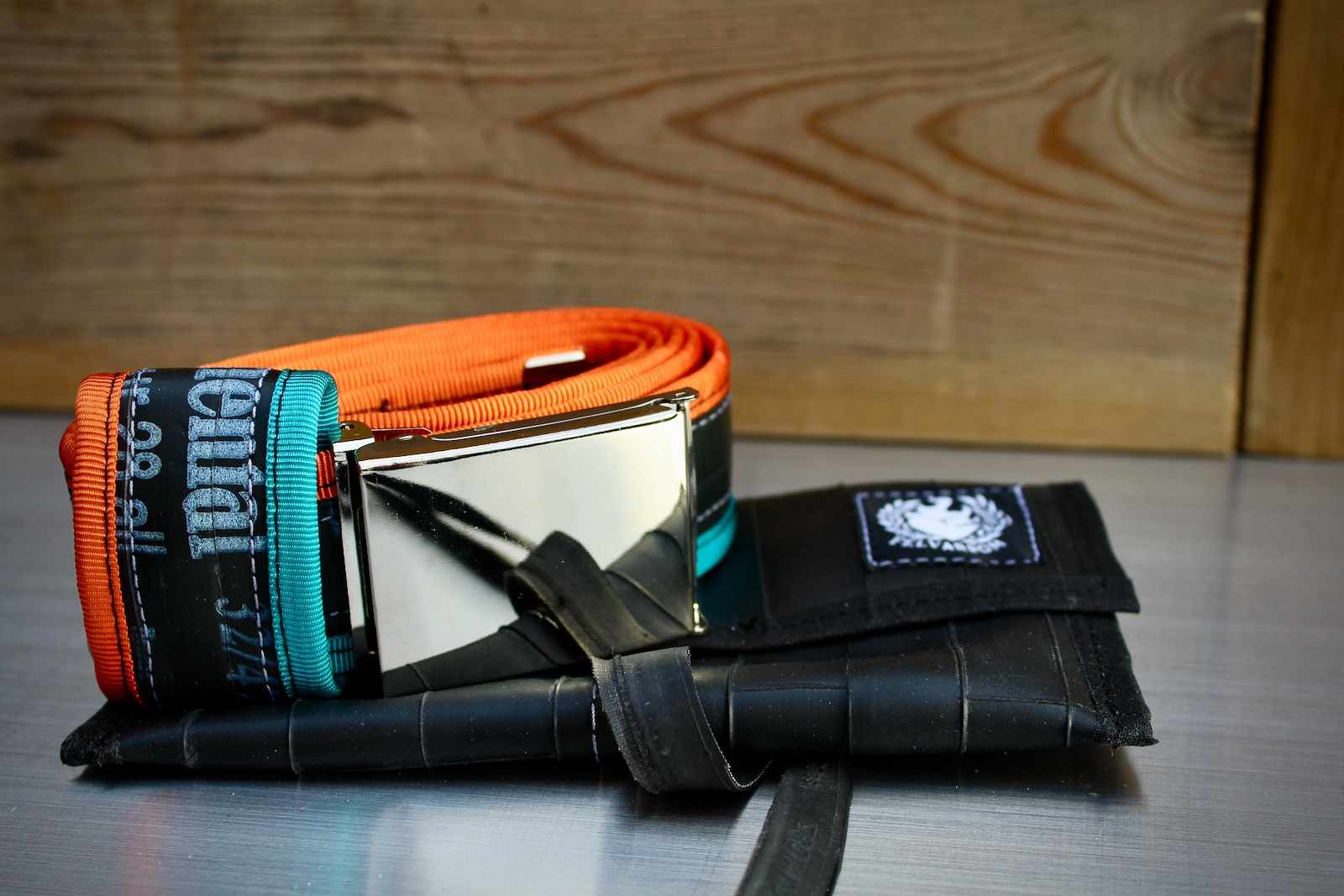 Felvarrom Recycled Inner Tube Belt