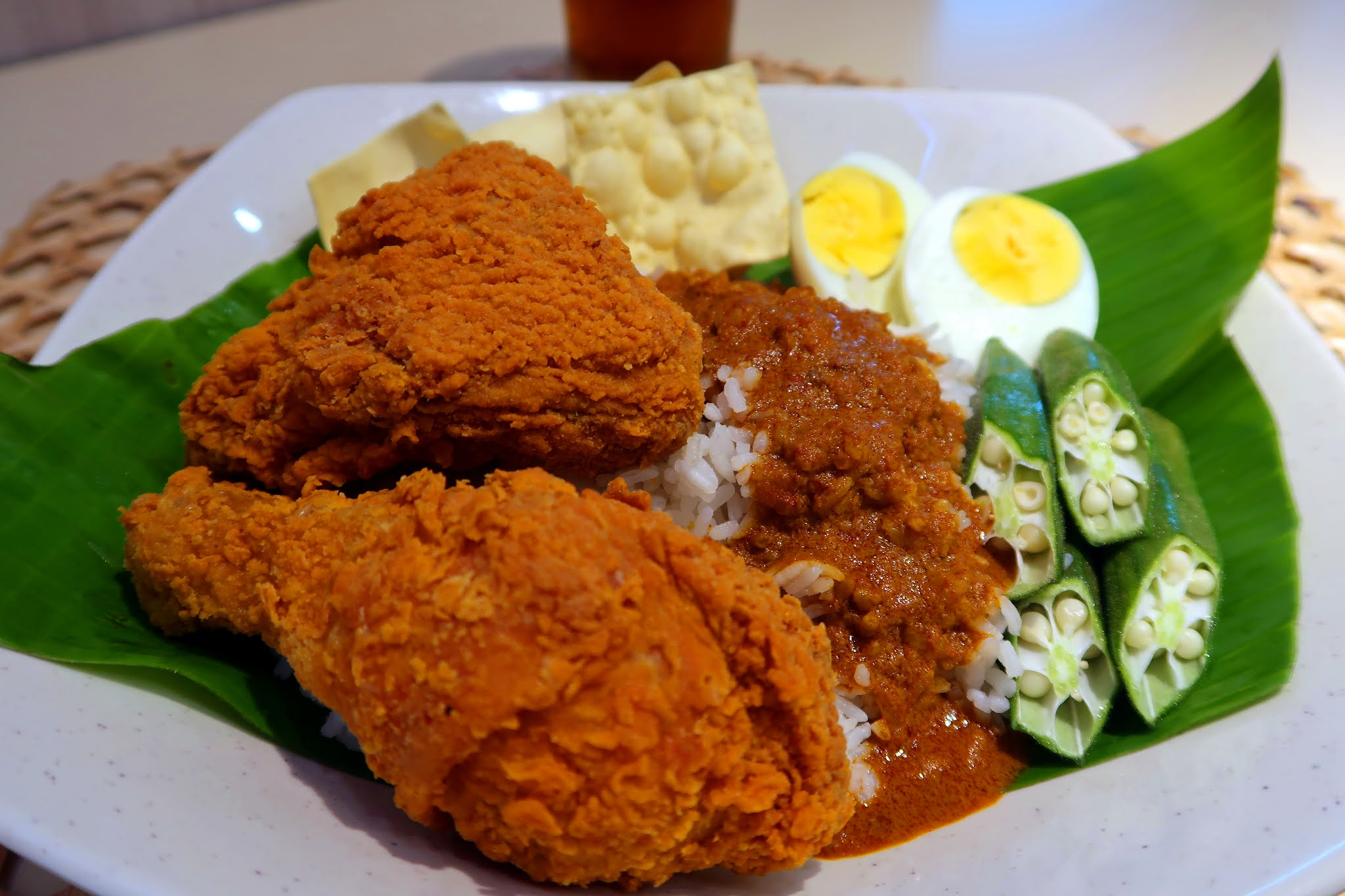 Nasi Kandar Marrybrown - Wendy Pua
