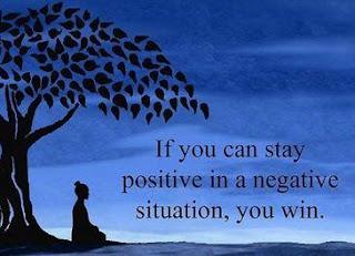 Buddha Quotes on Positive thinking