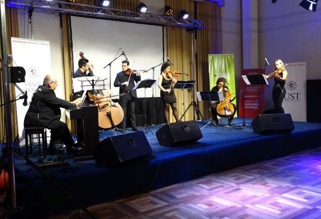 Orquesta Sexteto Tango, de Argentina