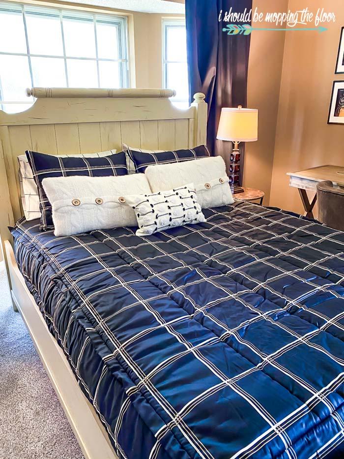 Masculine Bedding