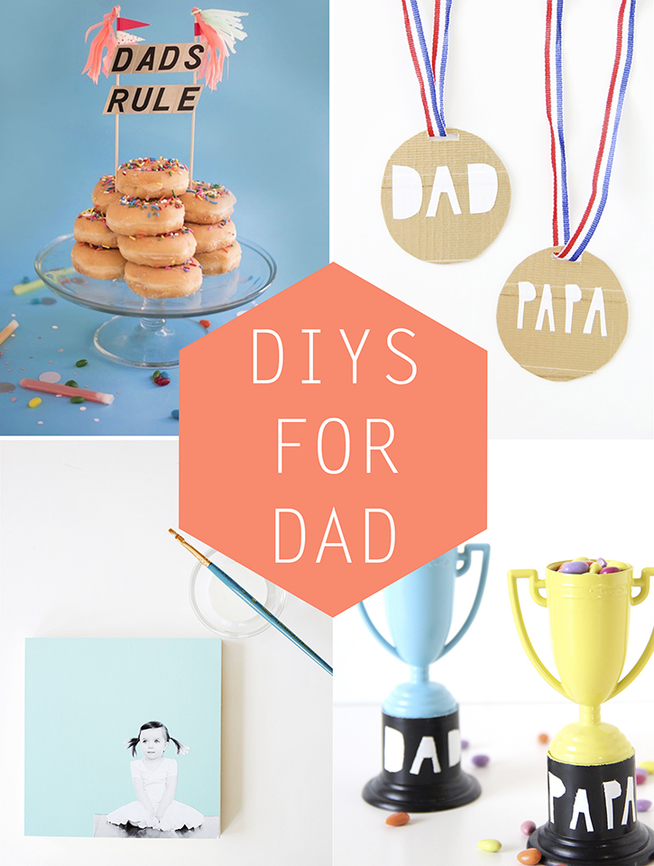 Quick DIY's for Dad