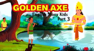 Golden Axe, English Story Kids, Part 3