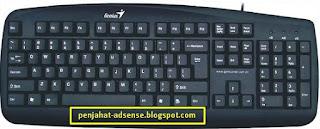 keyboard merk genius