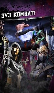 Mortal Kombat MOD Apk Unlimited Money And Souls
