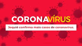 Alerta Total : 361 casos confirmados de Coronavírus em Jequié