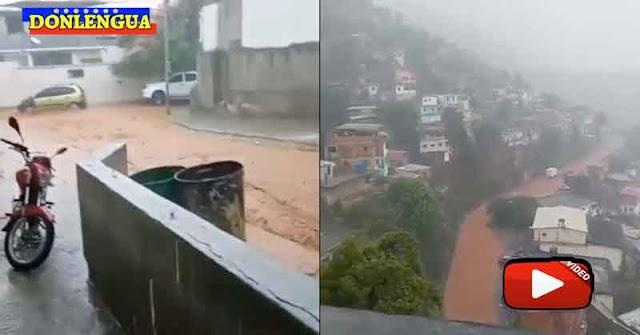 Se produjeron por lo menos 100 deslizamientos de tierra en Vargas por falta de mantenimiento