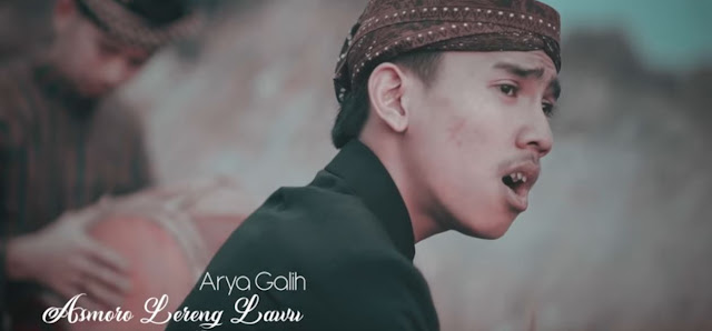 Lirik Lagu Asmoro Lereng Lawu - Arya Galih (2019)