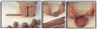 Teknik Pilin (Coiling)