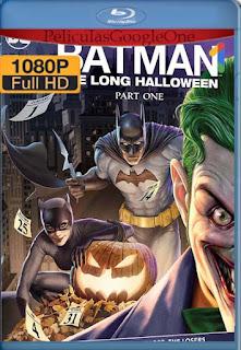 Batman: El Largo Halloween Parte 1 (2021)[1080p BRrip] [Latino-Inglés] [Google Drive] chapelHD