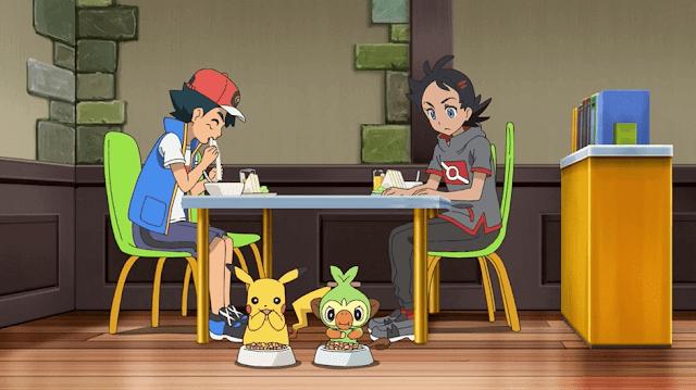 Pokémon viajes maestros capitulo 11: ¡Cuando una casa no es un hogar!