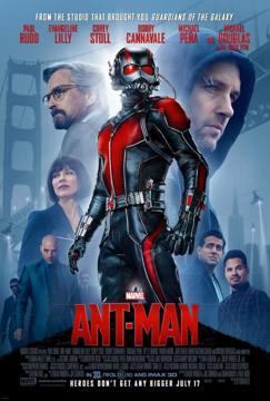 Ant-Man: El Hombre Hormiga en Español Latino