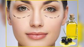 Cara Menghilangkan Kantung Mata Hitam dengan Minyak Zaitun