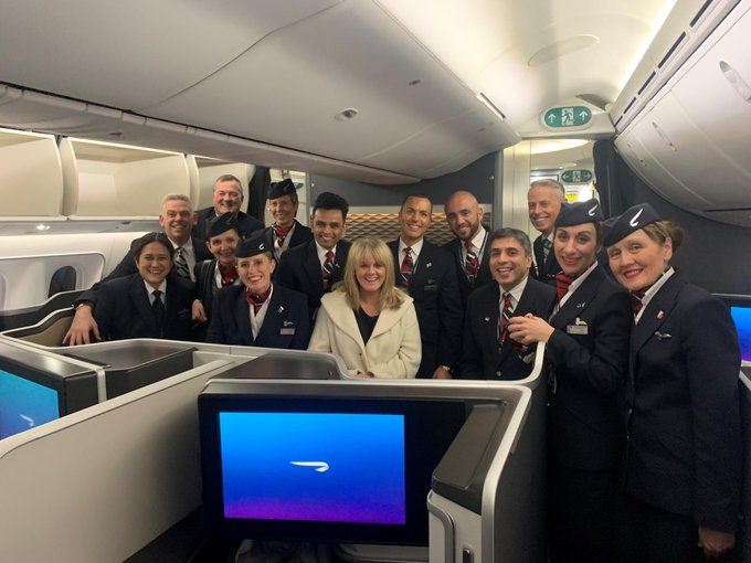 British Airways Threatens To Fire All Pilots, Fights U.K.'s Quarantine Rule