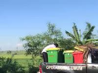 Memalukan, IPDN Buang Sampah Sembarangan, DLH Ancam Surati Mendagri