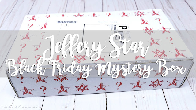 Unboxing: Jeffery Star Black Friday 2019 Mystery Box