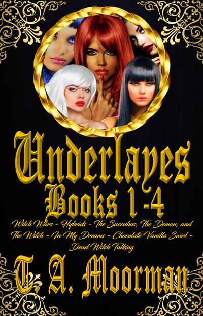 Underlayes Omnibus cover