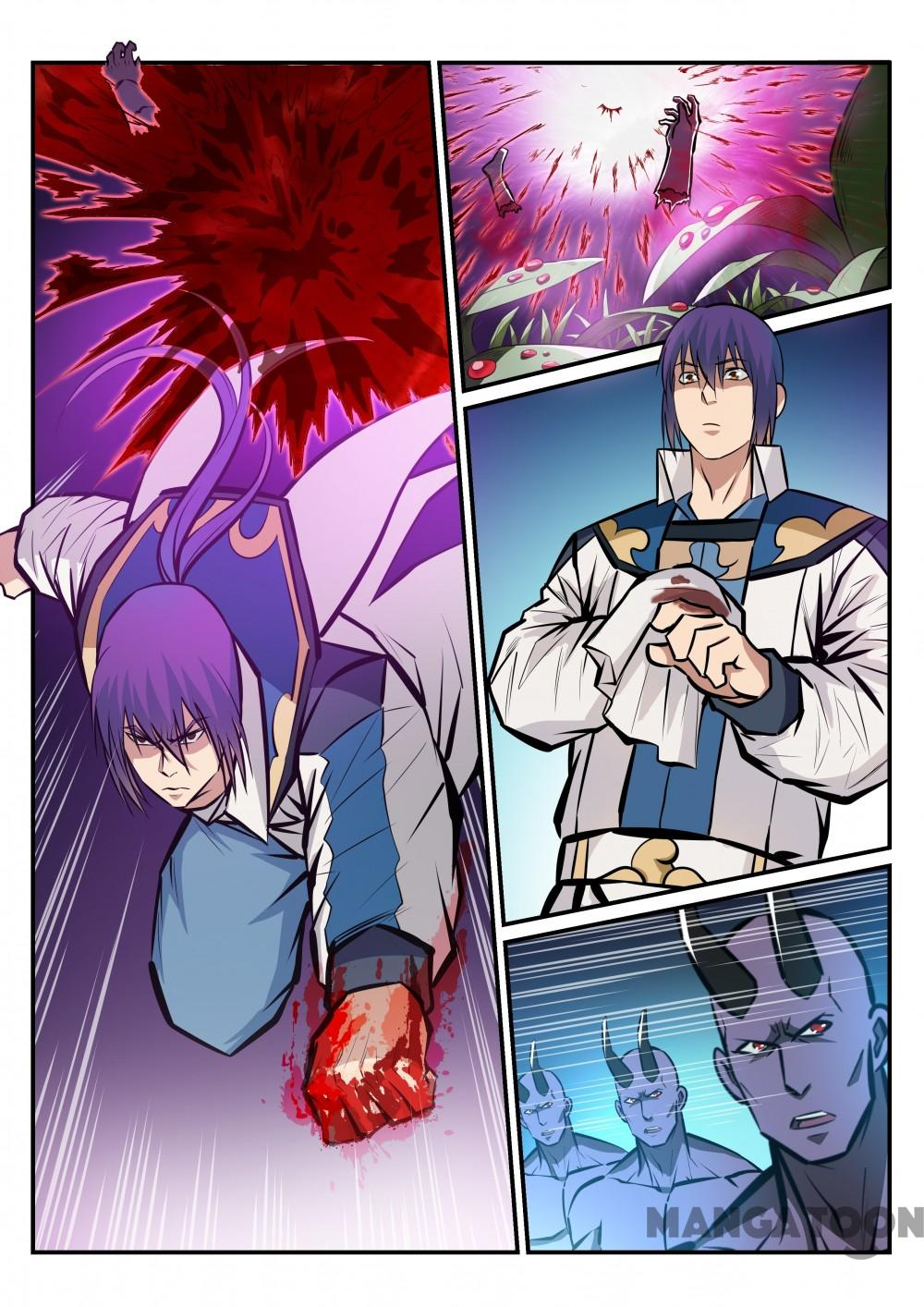 Apotheosis ( Bai Lian Cheng Shen ) Chapter 232 Full in EnGLISH