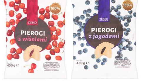 Pierogi, Tesco
