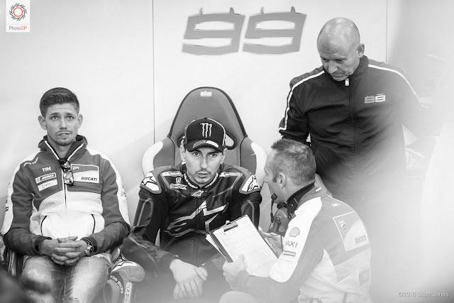 berita motogp Lorenzo ingin dibantu Stoner di Ducati