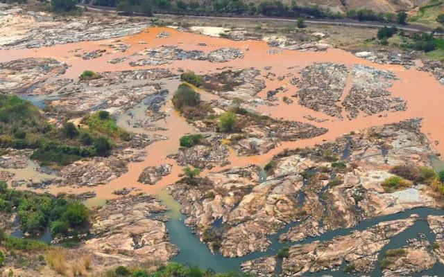 impunidade! 20 rios de MG ainda recebem lama de barragem de Mariana, aponta Ibama