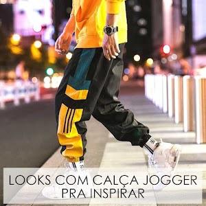 MODA | O conforto e estilo da calça jogger.