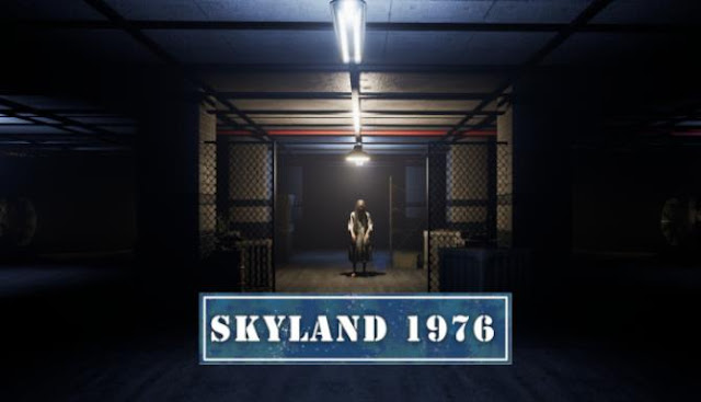 Skyland 1976 is an adventure and horror game developed by Simon CLAVEL for the PC platform