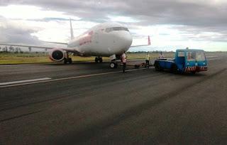 Holding 15 Menit, Pesawat Lion Air Yang Sempat Insiden Diterbangkan