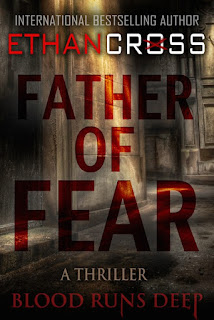 Father of Fear by Ethan Cross book cover