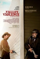In a Valley of Violence (2016) Poster