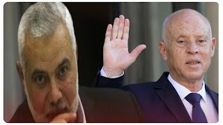 قرطاج اتصال هاتفي بين الرئيس سعيد واسماعيل هنية رئيس المكتب السياسي لحركة حماس