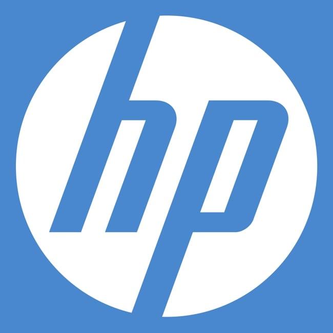 HP India Logo.