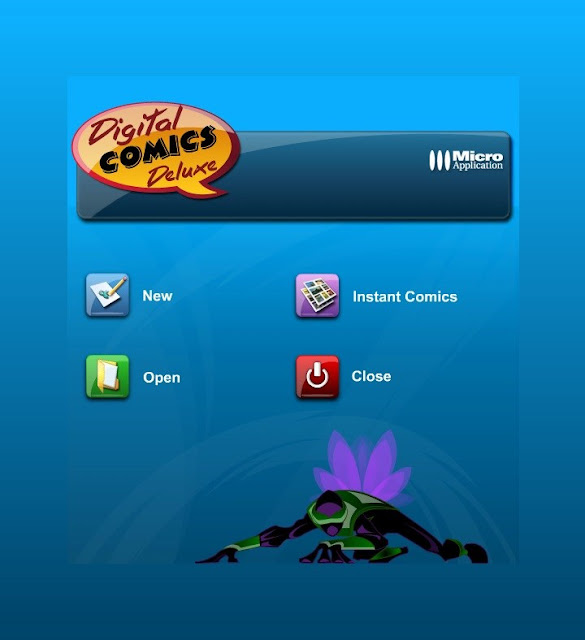Digital Comic Studio Deluxe Full imagenes