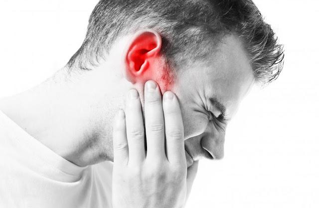 ألم-الأذن