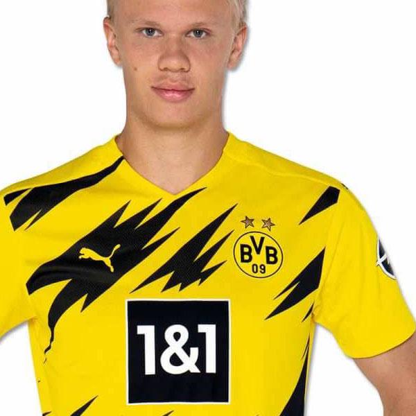 Borussia Dortmund 2020-21 Kit