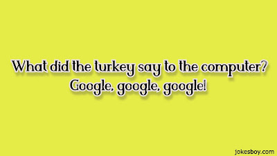 thanksgiving puns