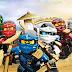 LEGO Ninjago: O Filme (The Lego Ninjago Movie, 2017). Teaser e Trailers (Legendados).